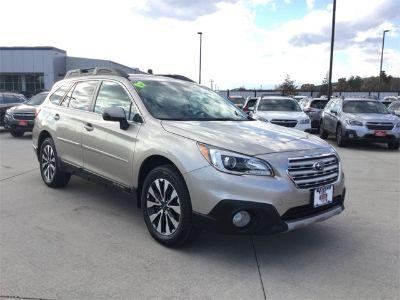 2017 Subaru Outback 2.5i (Tungsten Metallic)