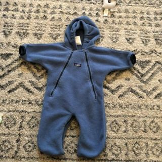 Patagonia 3 month warm suit or bunting