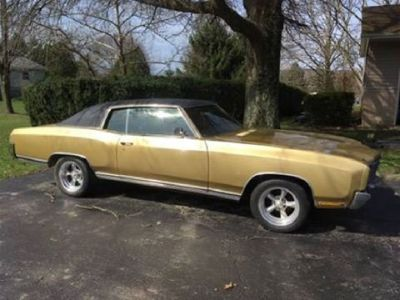 1971 Chevrolet Monte Carlo For sale in Mercer, PA.