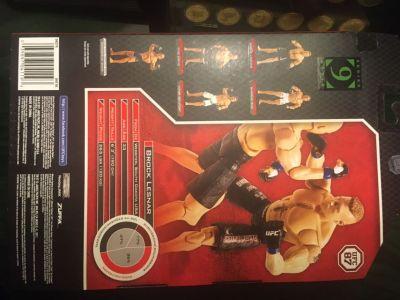 Ufc figure Brock Lesnar