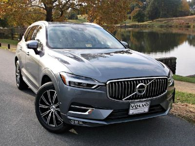 2018 Volvo XC60 T5 Inscription (Osmium Grey)