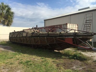 Purchase 50'-46'-42' Cougar Offshore Race Boat molds . Builds World Champion Boats !!! motorcycle in Ozona, Florida, United States
