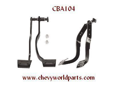 Find 1969 CAMARO CLUTCH BRAKE PEDAL ASSEMBLY motorcycle in Bryant, Alabama, US, for US $89.95
