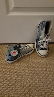 Converse with beautiful design