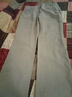 New York & Co slacks women's size 10 Tall excellent condition $1