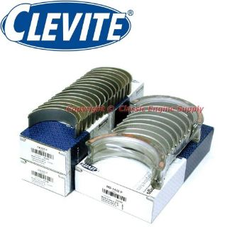 Purchase New Clevite .020 Under Rod & .010 Under Main Bearing Set 1977-1982 351M 400 Ford motorcycle in Indianola, Iowa, United States, for US $91.59