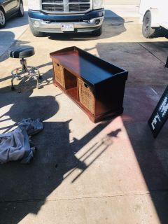 Gently used storage cubby