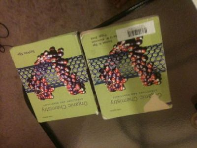 $50 OBO Organic Chemistry Textbook