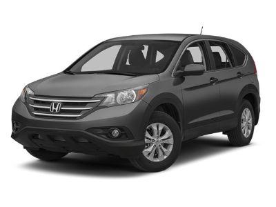 2013 Honda CR-V EX (Brown)