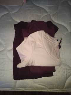 Free maternity shirt med & small