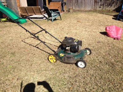Yard Man Push Mower