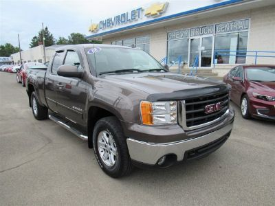 2008 GMC Sierra 1500 Work Truck (Medium Brown Metallic)