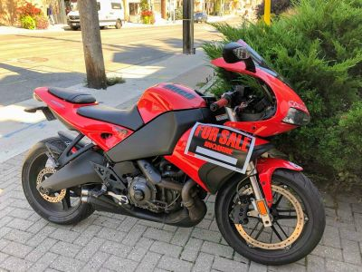 Buell motorcycle 1125r