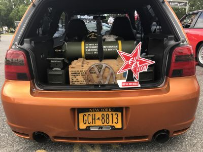 FS: Award Winning Custom Air Ride Trunk Setup (does not include bags)