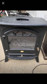 Charmglo electric fireplace 26 H x 23 Wx 14 D Pick up Derry