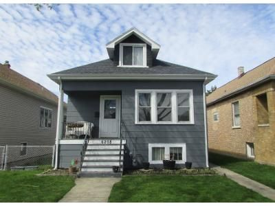 1 Bath Preforeclosure Property in Chicago, IL 60634 - W Waveland Ave