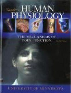 $30 OBO Vander's Human Physiology, 12th edition, U of Minnesota
