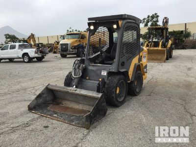 2014 Volvo MC95CT4 Skid-Steer Loader