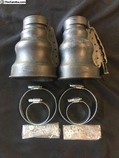 Pair Bug Swing Axle Boot Kit to 1968 - German