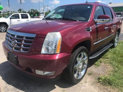 2007 Cadillac Escalade EXT Base (Red)