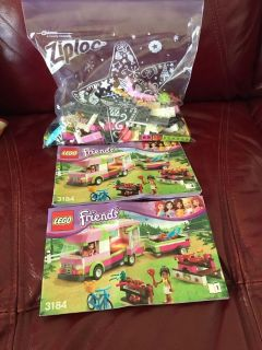 LEGO friends 3184 adventure camper set