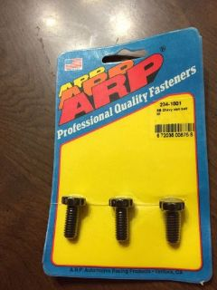 Sell ARP-Automotive Racing Pro 234-1001 Cam Bolt SB/BB CHEVY CAM BOLT KIT BLACK FINI motorcycle in Sheffield Lake, Ohio, United States, for US $12.50