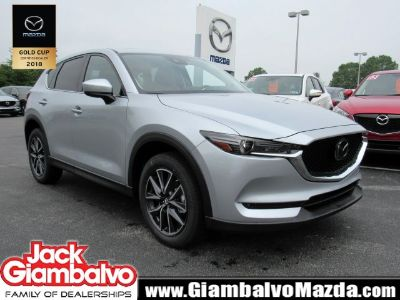 2018 Mazda CX-5 Grand Touring (Sonic Silver Metallic)