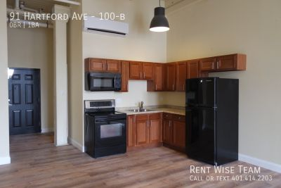 Open Concept Lofts, Many Units Available, UTILITIES INCLUDED - SHORT TERM AVAILABLE