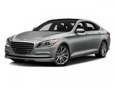 2016 Hyundai Genesis 3.8L (Caspian Black)