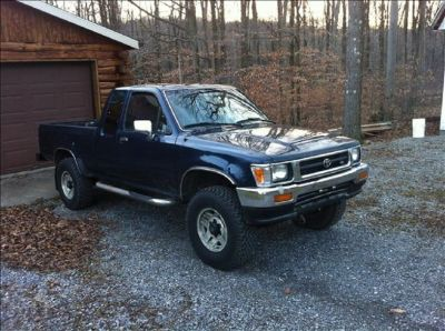1993 Toyota Pickup SR5 is in excellent condition