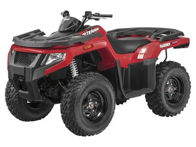 2018 Textron Off Road Alterra 500 Sport-Utility ATVs Tualatin, OR