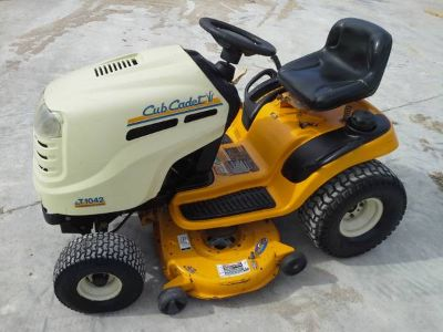 Cub Cadet Riding Mower 19hp Kohler