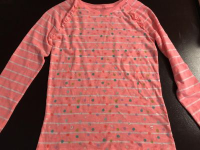 Cat & jack long sleeve shirt - girls large 10/12 new! Without tags
