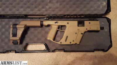 For Sale: 9mm FDE Kriss Vector SDP Gen.2