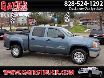 2008 GMC Sierra 1500 Work Truck (Blue)