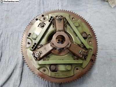 Kennedy 2300 lb. Clutch W/ Flywheel