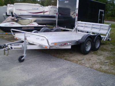 2016 Triton AUT1482-2EB Utility Trailers Lancaster, NH