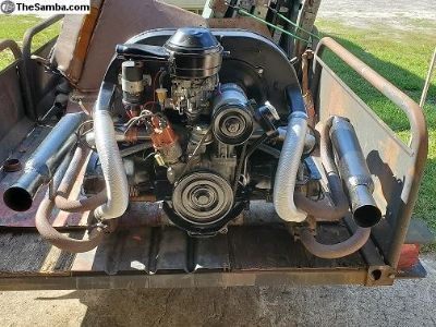 Good Used 1600 Dual Port engine