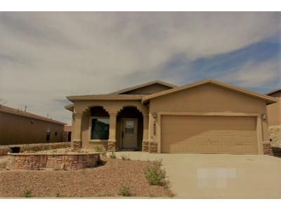 4 Bed 3 Bath Preforeclosure Property in El Paso, TX 79938 - Christian Castle