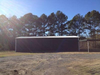 Industrial building and lot (Natchitoches)