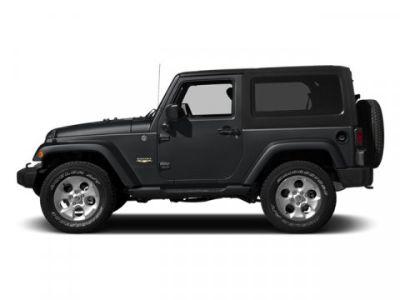 2014 Jeep Wrangler Sahara (Granite Crystal Metallic Clearcoat)