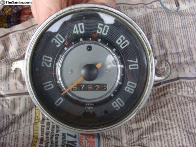 1964 speedo