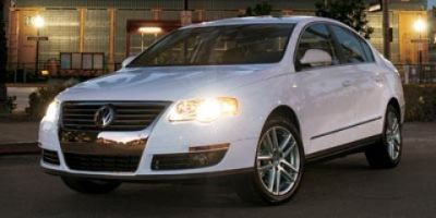 2008 Volkswagen Passat Value Edition (BLACK)