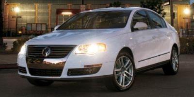 2008 Volkswagen Passat Value Edition (Silver)