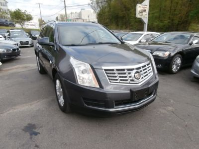 2013 Cadillac SRX Luxury Collection (Gray Flannel Metallic)