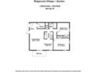 Ridgecrest Village - Two BR w/ Storage Closet & A/C