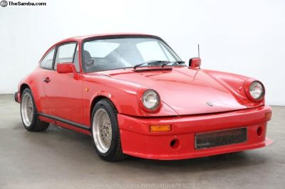 1975 Porsche 911 Coupe