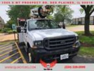2002 Ford Super Duty F-550 DRW XL for sale