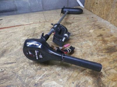 Buy MotorGuide R3 12v 30lb Thrust Trolling Motor (Lot 4533) motorcycle in Albertville, Alabama, United States