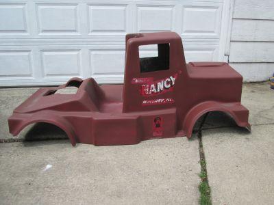 VINTAGE-Go-Kart-Truck body